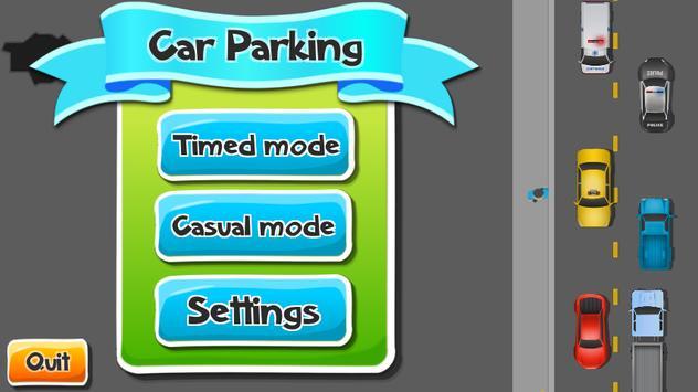 Unblock Parking Car apk screenshot