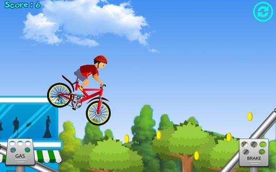 Shiva And Bike adventure apk screenshot