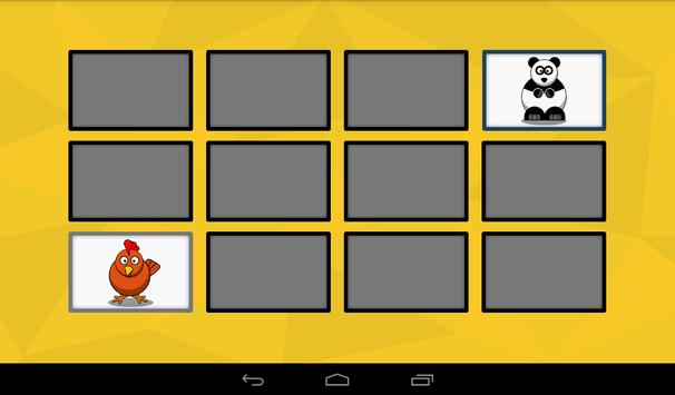 Animal Memory Game screenshot 2