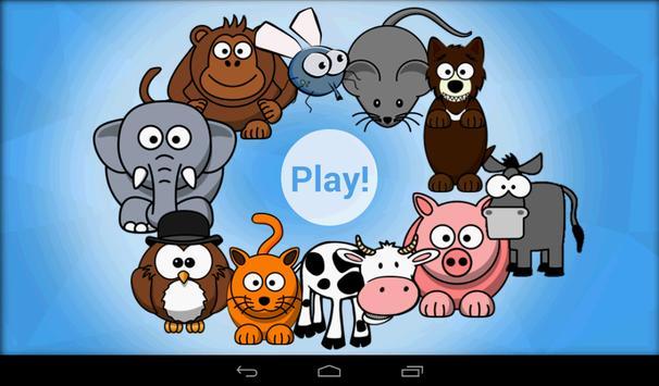 Animal Memory Game screenshot 4