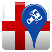Traffic Monitor England icon