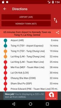 Trainsity Hong Kong screenshot 3