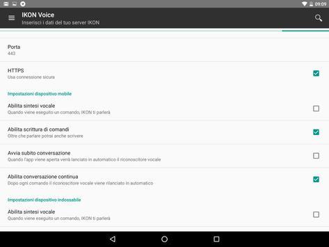 IKON Voice apk screenshot