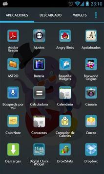 Octopus Apex Theme apk screenshot