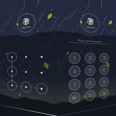 AppLock Theme RainDrop icon