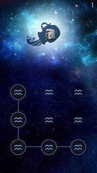 AppLock Theme Aquarius poster