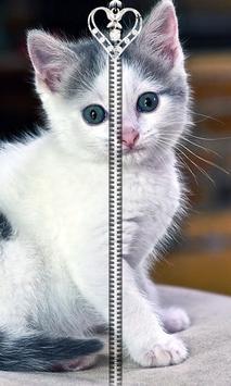 Kitty Cat Zipper UnLock poster