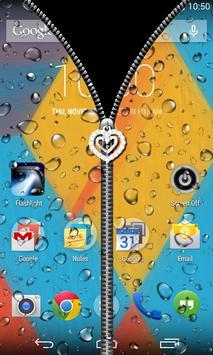 Transparent Zipper UnLock screenshot 3