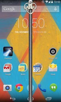 Transparent Zipper UnLock screenshot 6