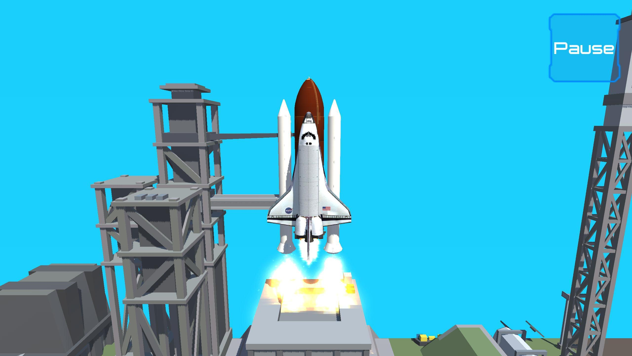 Space Shuttle Flight Agency - Spaceship Simulator for