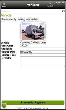 Vehicle On Call apk screenshot