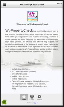 WtPropertyCheck (MYWTPC) screenshot 1
