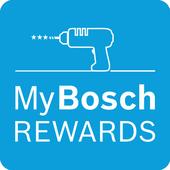 My Bosch Rewards icon