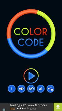 Color Pursuit- Switch it up poster