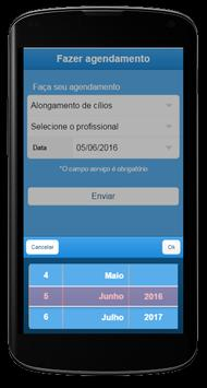 Belagendavip para funcionários screenshot 2