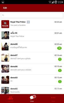 RTP - Secret apk screenshot