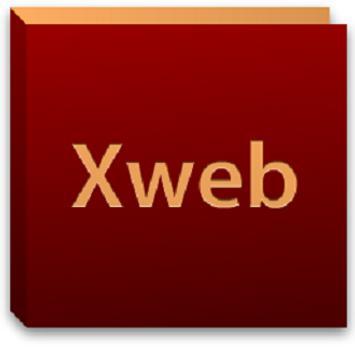XWeb rel. 1.0 poster