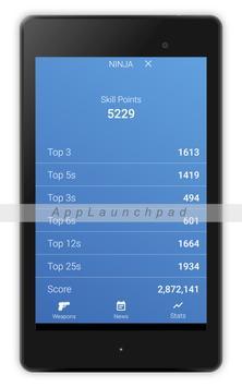 Fortnite Stats screenshot 12