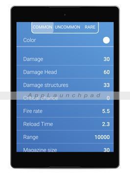 Fortnite stats screenshot