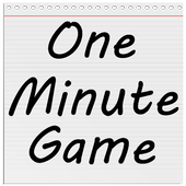 One Minute Game icon