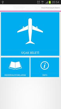 Flight Reservation Domifly poster