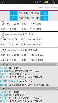 Flight Reservation Domifly screenshot 2