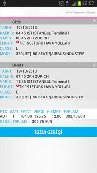 Flight Reservation Domifly screenshot 3