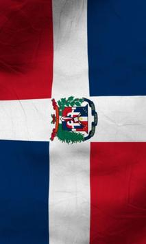Dominican republic flag Free screenshot 3