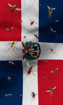 Dominican republic flag Free screenshot 1