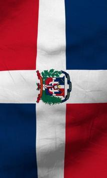Dominican republic flag Free screenshot 2