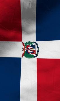 Dominican republic flag Free screenshot 4