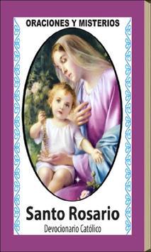 Santo Rosario Free poster