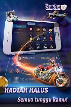 Domino QiuQiu 99(KiuKiu)-Top qq game online apk تصوير الشاشة