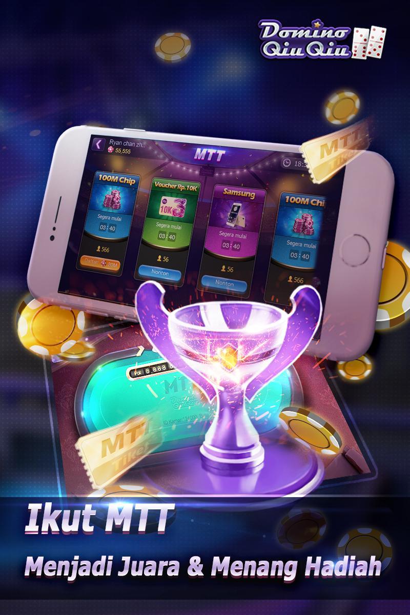 Domino QiuQiu 99(KiuKiu)-Top qq game online for Android ...