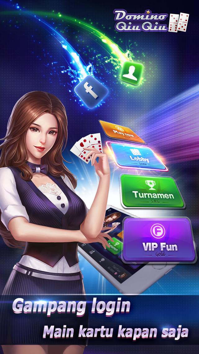 Domino Qiuqiu 99 Kiukiu Top Qq Game Online For Android Apk Download