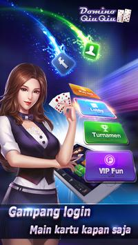 Domino QiuQiu 99(KiuKiu)-Top qq game online apk screenshot