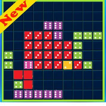 Domino! Puzzle poster