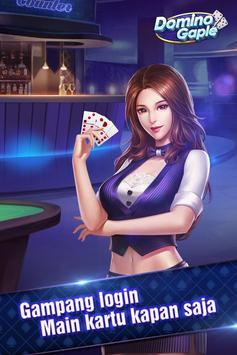 Domino Gaple Free Topfun apk screenshot