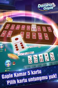Domino Gaple Free screenshot 10