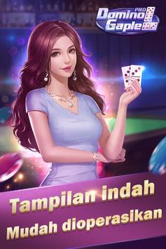 Domino Gaple Pro poster
