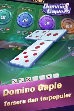 Domino Gaple Pro screenshot 2