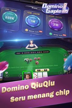 Domino Gaple Pro screenshot 3