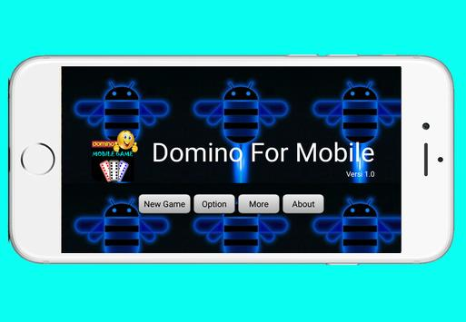 Domino Mobile Game For Android poster
