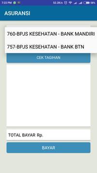Dompet Bayar 354 apk screenshot