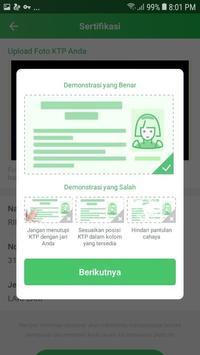 dompet-wisdom   Pinjam Uang Cepat screenshot 1