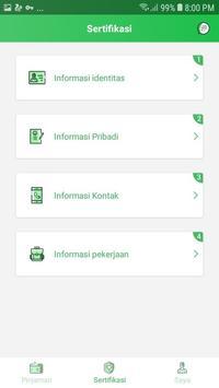 dompet-wisdom   Pinjam Uang Cepat screenshot 2