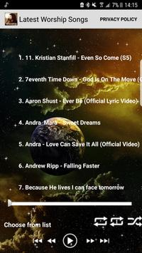 Latest Worship Songs Praise and Worship Songs poster