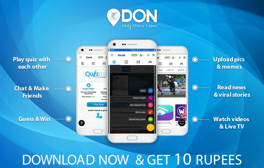 DON for Android - APK Download