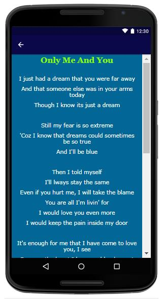 Donna Cruz - Song and Lyrics for Android - APK Download