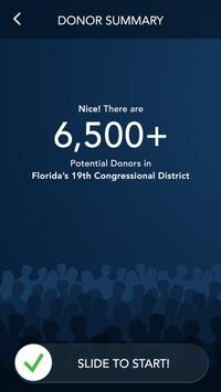 DonorDex - Find Campaign Donors apk screenshot